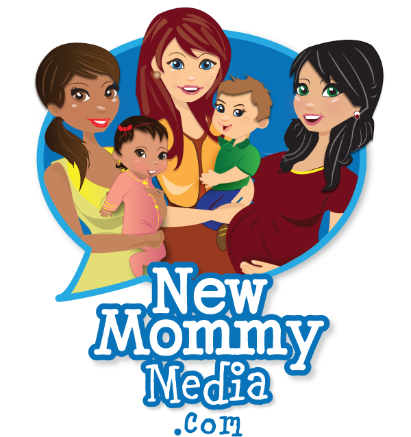 logo for new mommy media