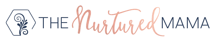 The Nurtured Mama Logo