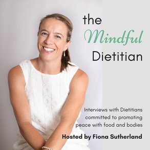 lindsay stenovecs interview on the mindful dietitian podcast