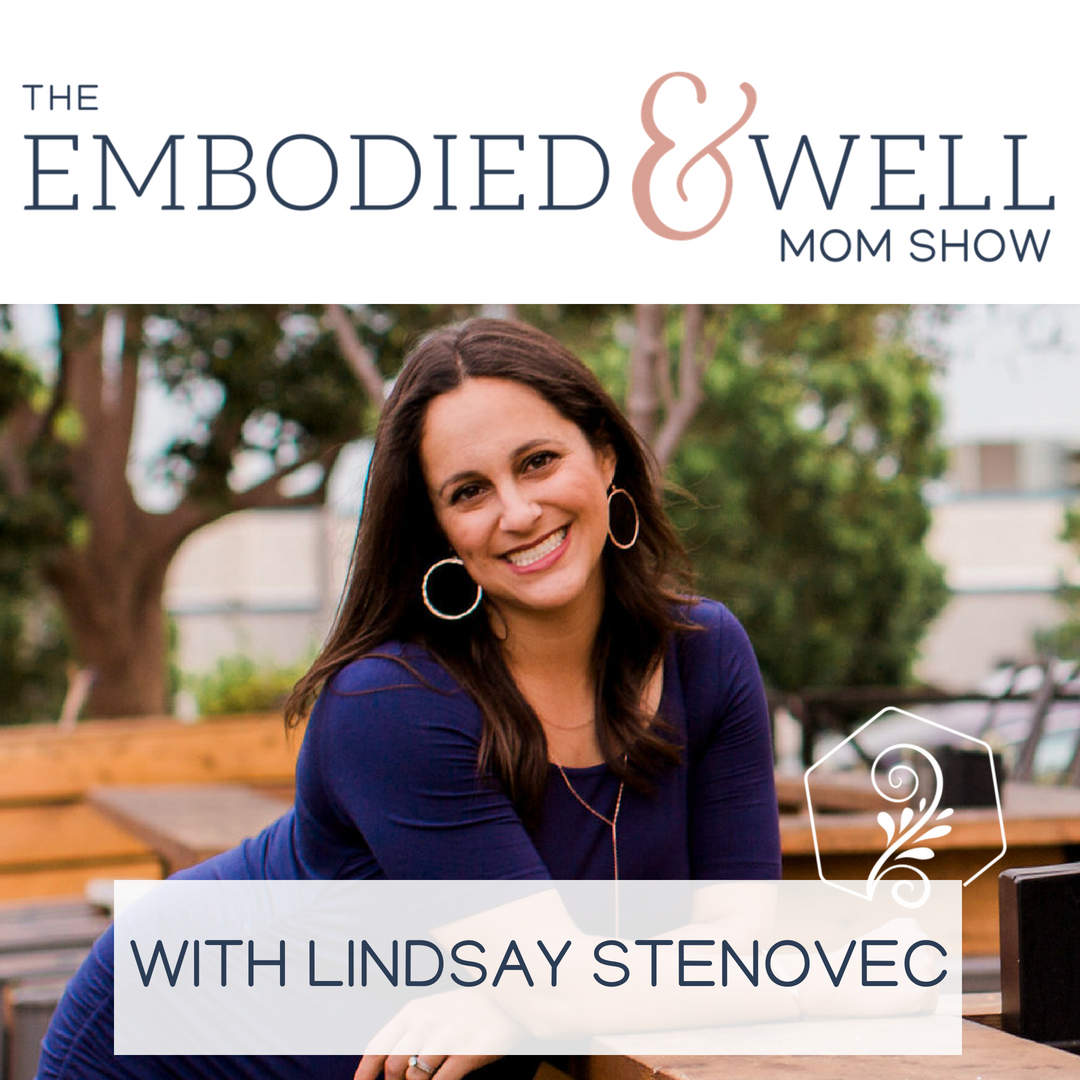embodied and well mom show