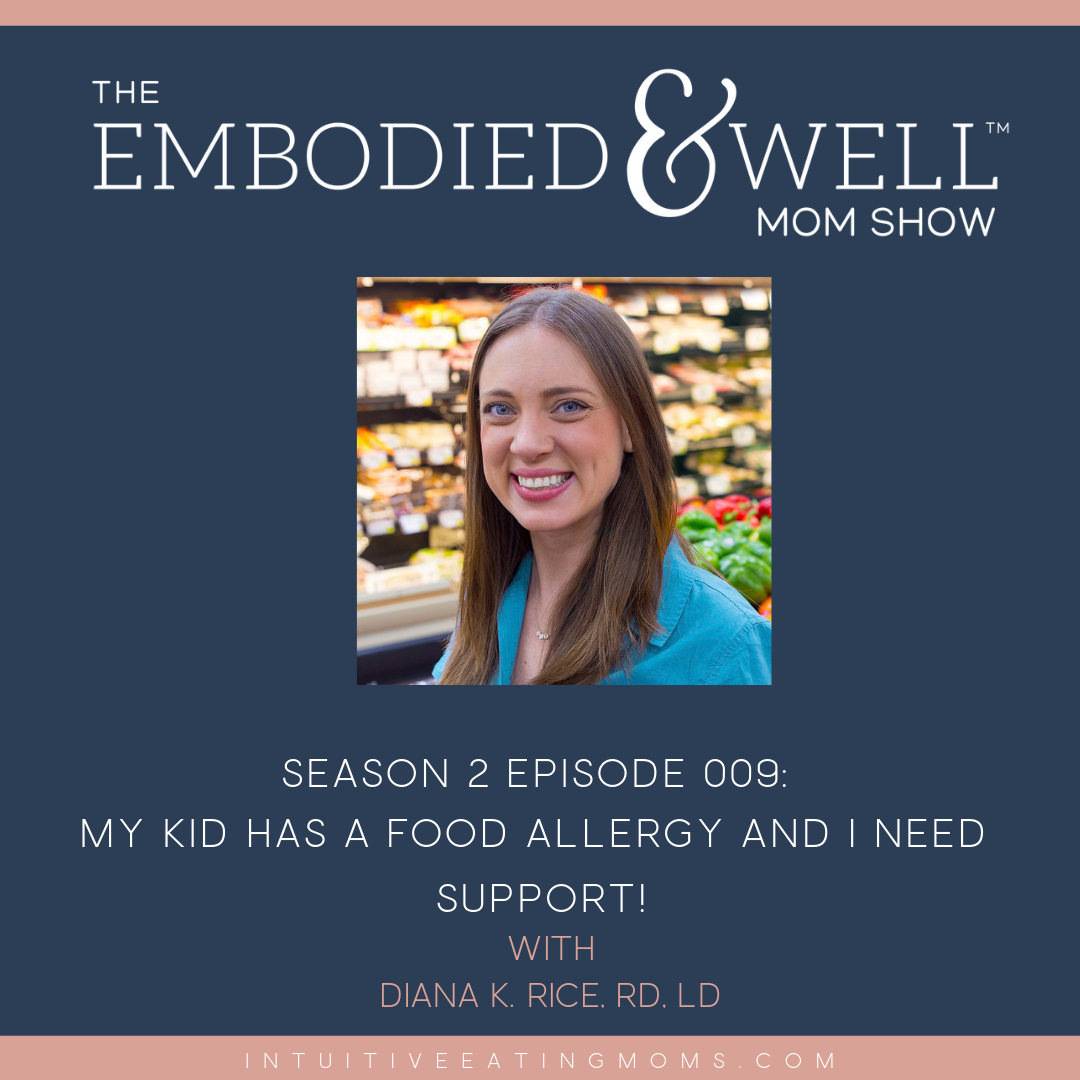 My Kid Has a Food Allergy and I Need Support